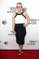 RACHAEL HARRIS at Live from New York! Premiere at 2015 Tribeca Film Festival in New York