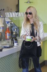 RACHEL ZOE Out and About in Beverly Hills 04/18/2015
