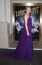 REBECCA ROMIJN at Living on Love Broadway Opening Night in New York