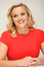 REESE WITHERSPOON at Hot Pursuit Press Conference in Beverly Hills