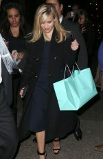 REESE WITHERSPOON at Tiffany Blue Book Dinner in New York