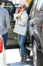 REESE WITHERSPOON in Jeans Out in Los Angeles 04/16/2015