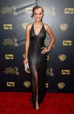 REIGN EDWARDS at 2015 Daytime Emmy Awards in Burbank