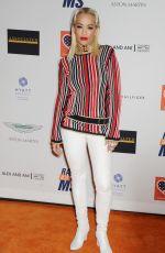 RITA ORA at 2015 Race to Erase MS Event in Century City
