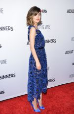 ROSE BYRNE at Adult Beginners Premiere in Hollywood