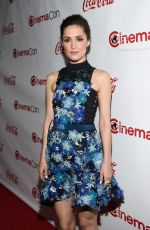 ROSE BYRNE at Cinemacon Big Screen Achievement Awards in Las Vegas