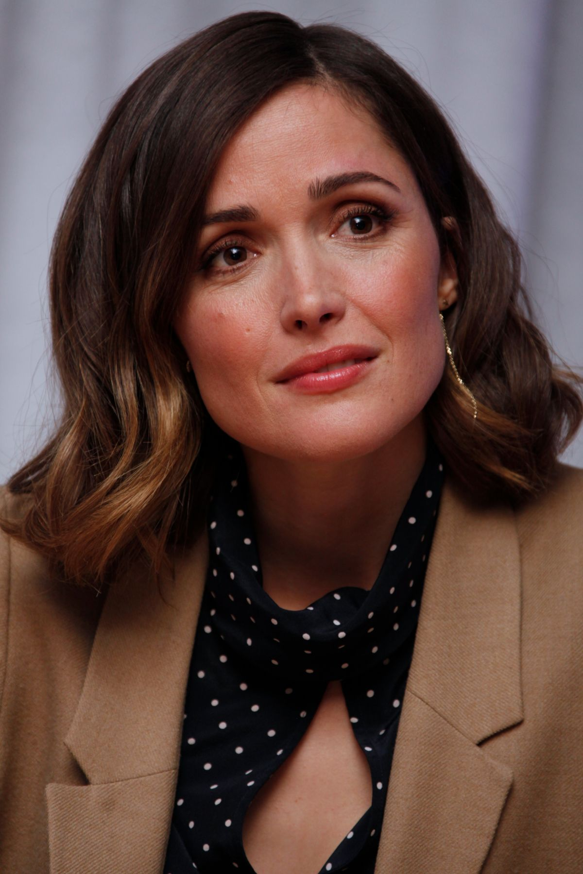 ROSE BYRNE at Spy Press Conference in Las Vegas ... Britney Spears Vegas