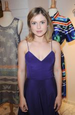 ROSE MCIVER at Novis Dall/Winter 2015 Ready-to-wear Collection in West Hollywood