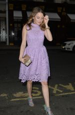 ROSIE FORTESCUE at Louise Roe Book Launch in London