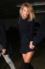 ROSIE HUNTINGTON-WHITELEY Leaves The Nice Guy in Los Angeles