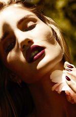 ROSIE HUNTINGTON-WHITELEY - Violet Grey Photoshoot
