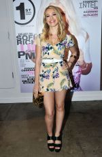 SADIE CALVANO at Popular Launch Party at Siren Lab Studios in Los Angeles