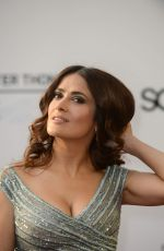 SALMA HAYEK at The Prophet Premiere in Beirut