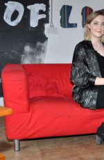 SAOIRSE RONAN at Cinemagic Film and Television Festival for Young People in Dublin