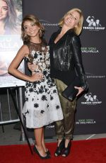 SARAH HYLAND at See You in Valhalla Premiere in Hollywood