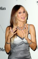 SARAH JESSICA PARKER at Whitney Museum of American Art Opening in New York