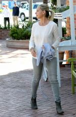 SARAH MICHELLE GELLAR Out and About in Santa Monica