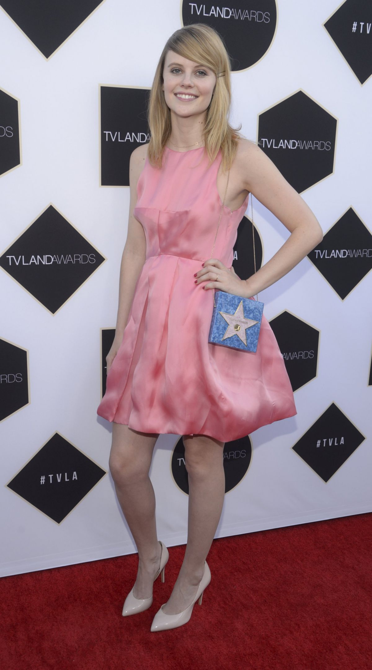 SARAH RAMOS at 2015 TV Land Awards in Beverly Hills
