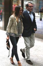 SARAJ JESSICA PARKER Arrives at Tribeca Film Festival in New York