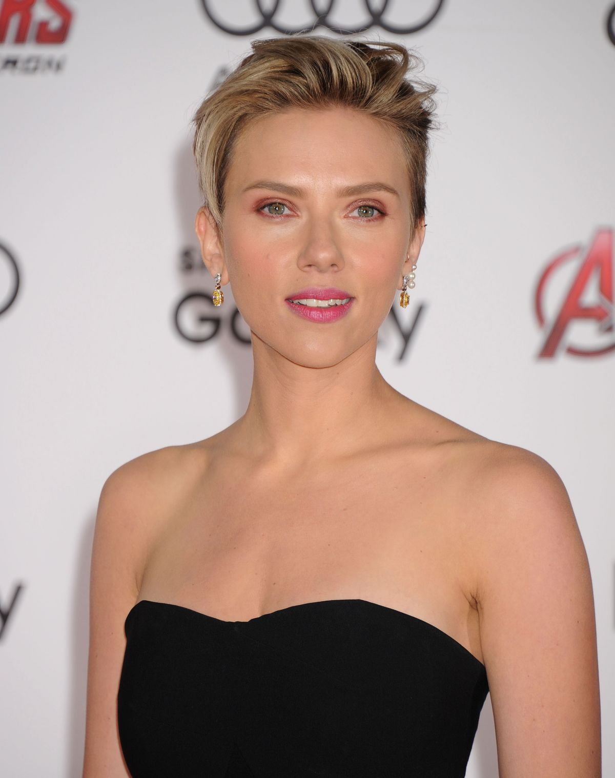 SCARLETT JOHANSSON at Avengers: Age of Ultron Premiere in Hollywood Scarlett Johansson
