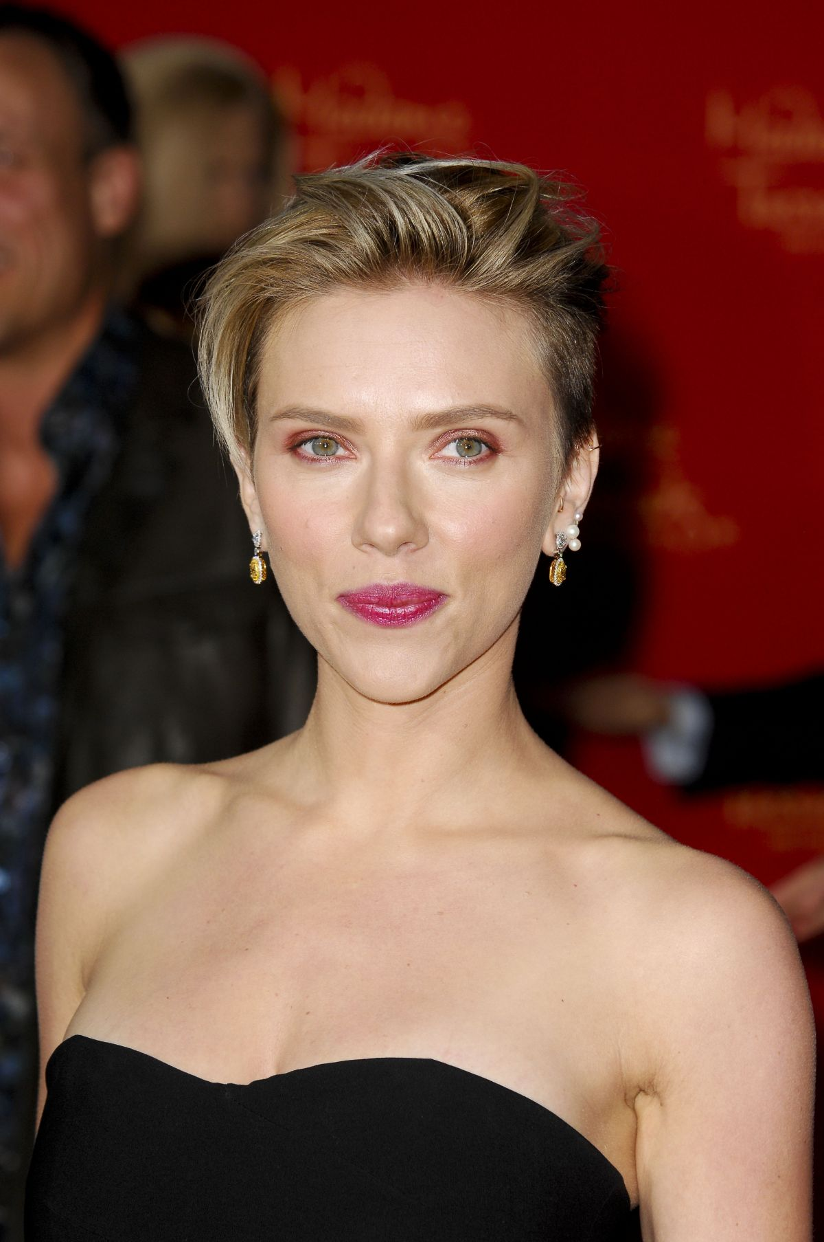 SCARLETT JOHANSSON at Avengers: Age of Ultron Premiere in ...