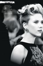 SCARLETT JOHANSSON in Tustyle Magazine, May 2015 Issue