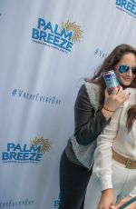 SHAY MITCHELL at Palm Breeze Launch in Santa Monica