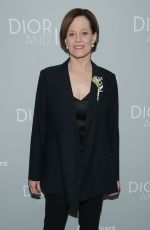SIGOURNEY WEAVER at The Orchard's Dior & I Screening in New York