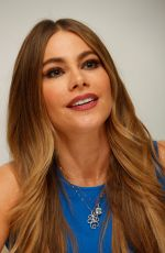 SOFIA VERGARA at Hot Pursuit Press Conference in Beverly Hills