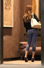 SOFIA VERGARA in Tight Jeans Out in Los Angeles 04/17/2015
