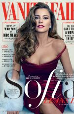 SOFIA VERGARA in Vanity Fair Magazine, May 2015 Issue