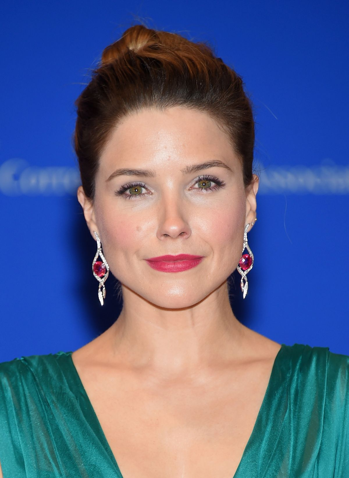 SOPHIA BUSH at White House Correspondents Association Dinner in Washington