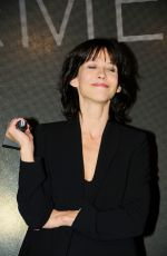 SOPHIE MARCEAU at Promotion Conference of a Website in Shanghai