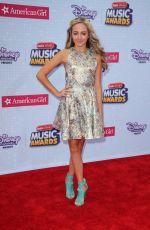 SOPHIE REYNOLDS at 2015 Radio Disney Music Awards in Los Angeles