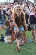 STACY FERGIE FERGUSON at 2015 Coachella Valley Music Festival, Day 1