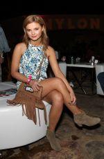STEFANIE SCOTT at Nylon Midnight Garden Party