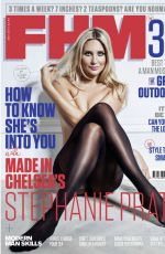 STEPHANIE PRATT in FHM Magazine, May 2015 Issue