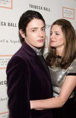 STEPHANIE SEYMOUR at 2015 Tribeca Ball in New York