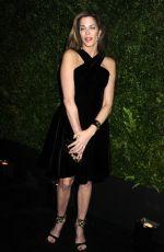 STEPHANIE SEYMOUR at Chanel Dinner at Tribeca Film Festival in New York