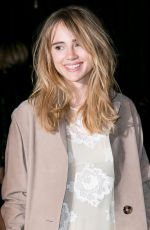 SUKI WATERHOUSE at Burberry London in Los Angeles Event in Los Angeles