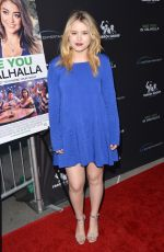 TAYLOR SPREITLER at See You in Valhalla Premiere in Hollywood