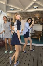 TAYLOR SWIFT for Keds 2015