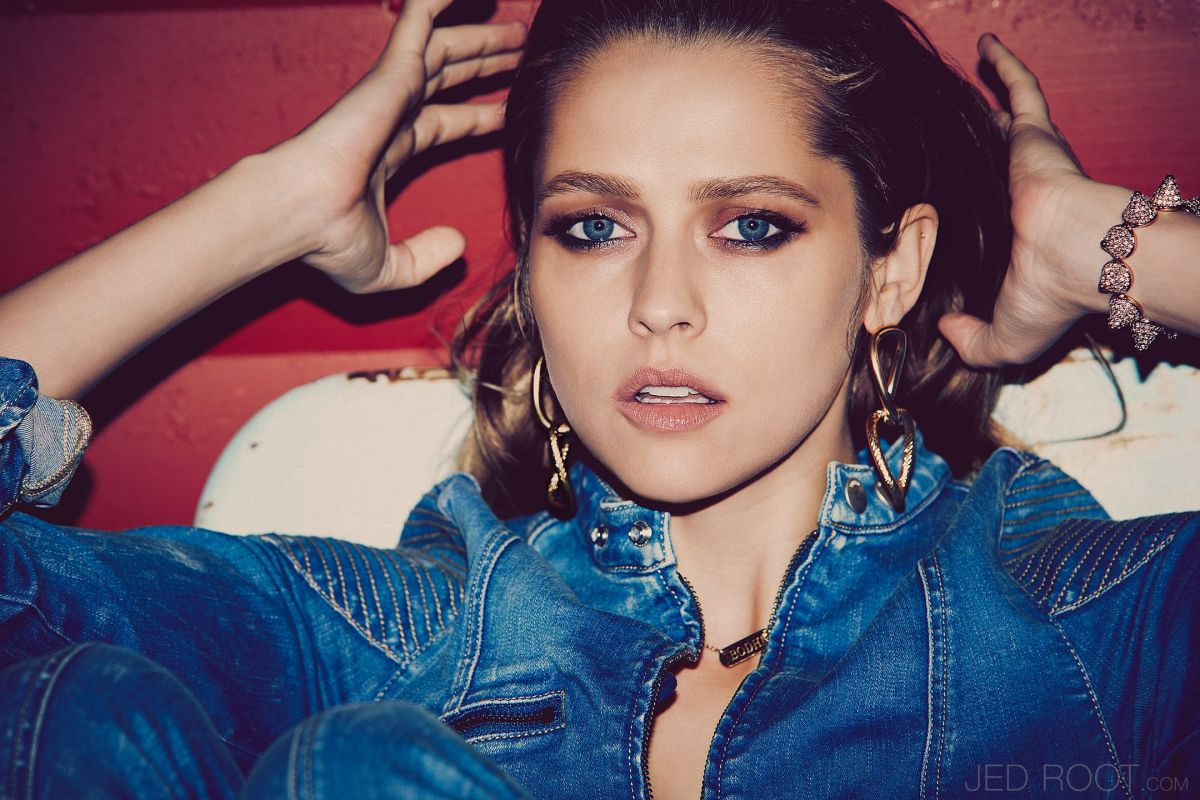 TERESA PALMER in VS Magazine, March 2015 Issue
