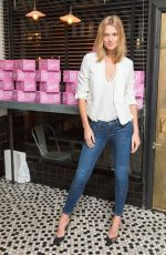 TONI GARRN at Frame Denim Presents Karlie