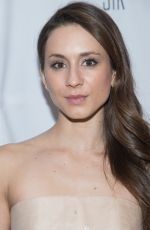 TROIAN BELLISARIO at The Creative Coalition 2015 Benefit Dinner in Washington