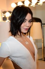 VANESSA HUDGENS at Backstage on The View in New York