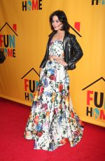 VANESSA HUDGENS at Fun Home Broadway Opening Performance in New York