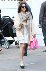 VANESSA HUDGENS Shopping at Victoria