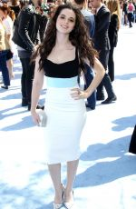 VANESSA MARANO at 2015 MTV Movie Awards in Los Angeles