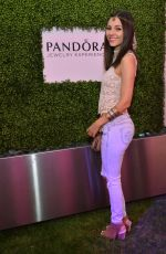 VICTORIA JUSTICE at Siiwy Denim Fashion Show